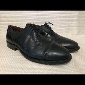 Allen Edmonds Black Leather 6448 Oxfords Men's 9D
